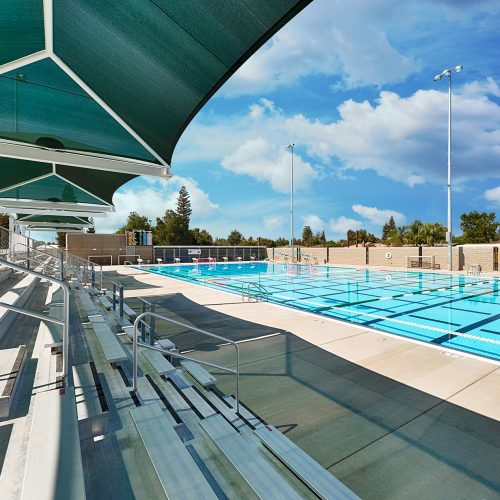 Reedley High School – Aquatics Complex