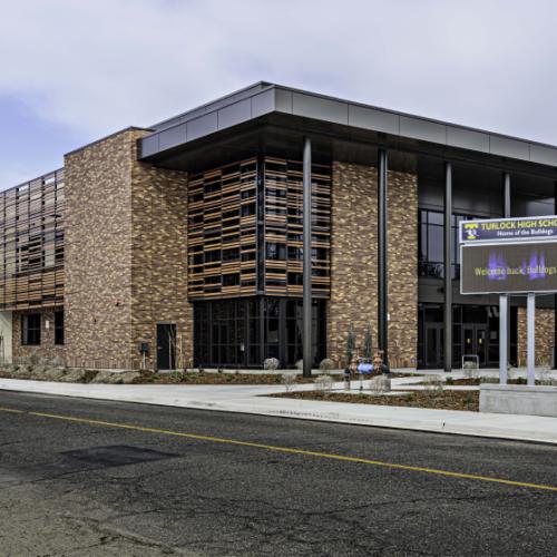 Turlock H.S. Science Building
